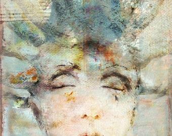 Aida - Fine Art Print by Chopoli