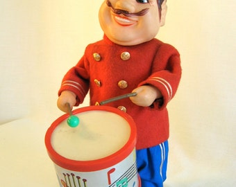 Drum Major Battery operated toy
