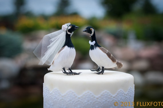 hunting wedding cake toppers canada cleaning save 15 on canada goose wedding cake 16214