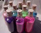 Colored sand two 10oz Bottles Unity Ceremony Sand Wedding sand 10oz. bottles