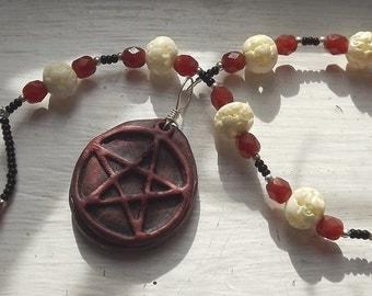 Incarnadine - Witches' Ladder - Prayer Beads