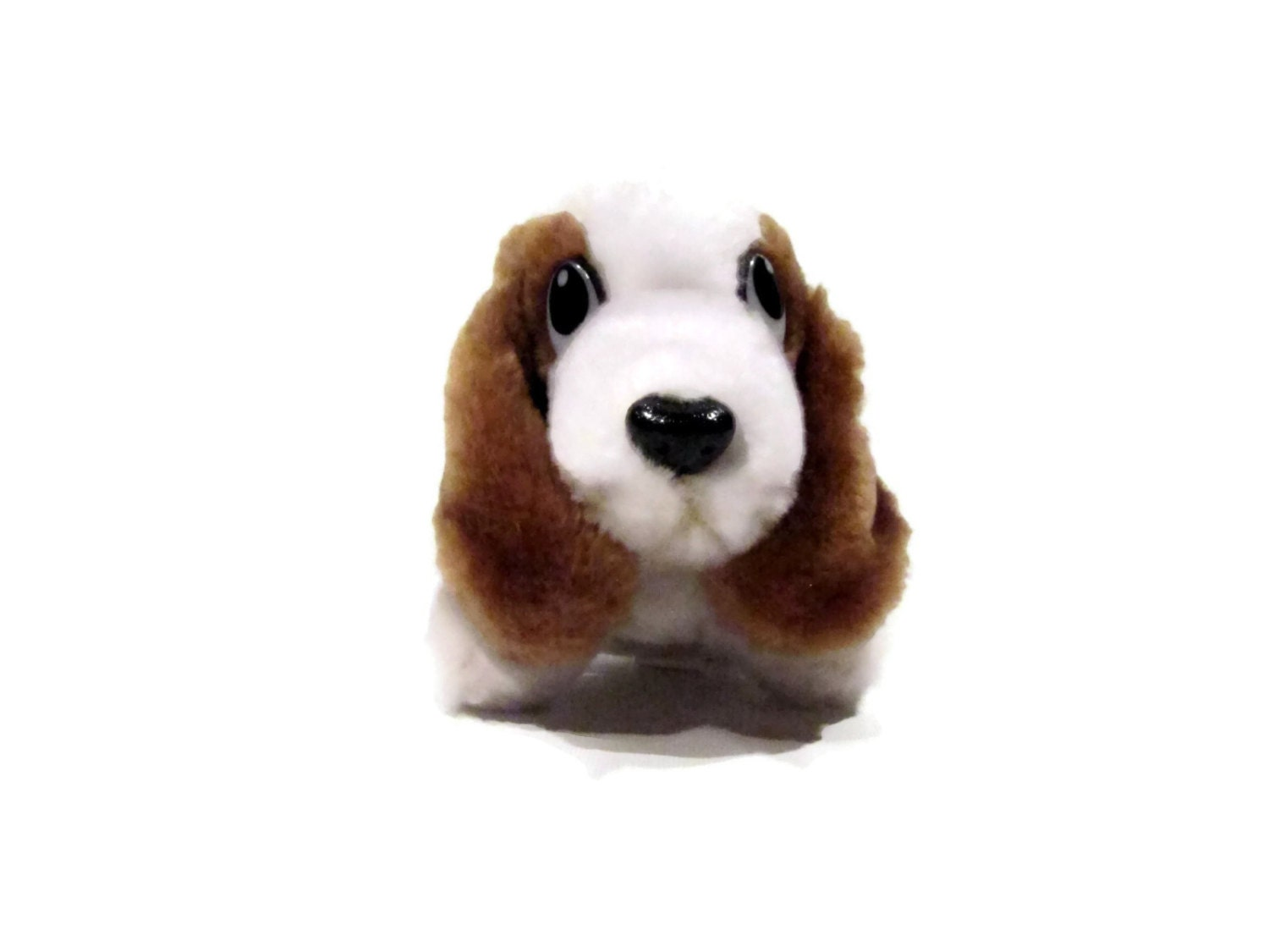 Hush Puppy Stuffed Dog