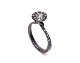 Like Diamond Ring (Gothic)