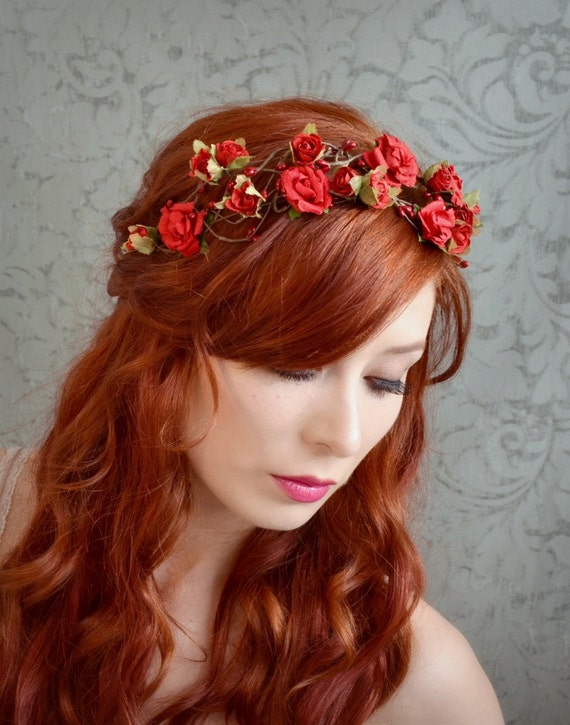 The gallery for --> Flower Headband Drawing