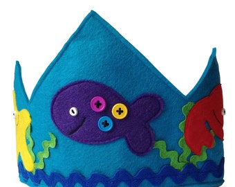 The Under the Sea Crown