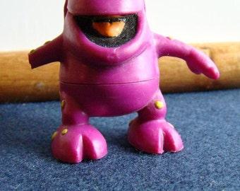 Cute Little Purple Monster by Applause