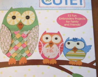 Mary Engelbreit: Stitched So Cute - Hardcover book
