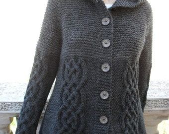 Hand Knit Sweaters for Women Men Kids and Baby Sweaters by Pilland