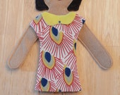 Sale Felt Doll with Dresses