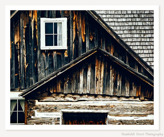 Past Life - Rustic Photography - Old West Log Cabin - Western Art - Rustic Decor - Monochromatic Photograph - Still Life - Farmhouse Decor