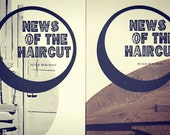 News of the Haircut by Peter Berghoef (Limited Edition Archived Chapbook)