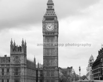 Big Ben Parliament Bridge London