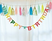 UNHAPPY BIRTHDAY Party Banner