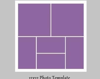 8x10 photo template collage story board layered psd by clcphotos. Black Bedroom Furniture Sets. Home Design Ideas