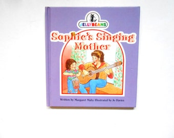 Sophie's Singing Mother, a Vintage Children's Book