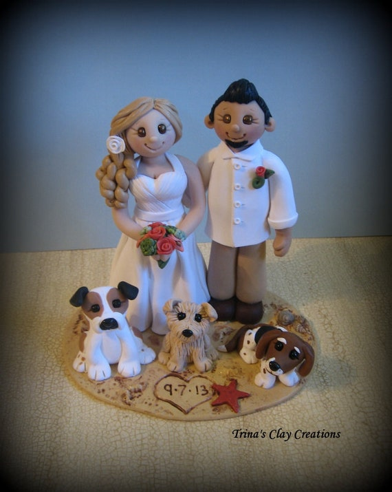 custom wedding cake toppers etsy wedding cake topper custom cake topper and groom with 13253