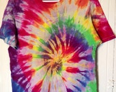 Tie dyed Alternative Apparel XL Tie Dyed Organic Cotton Tee