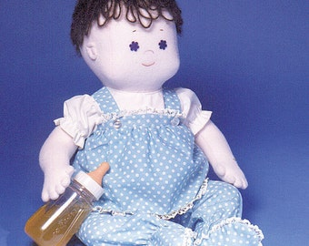 Puddin easy to sew Doll Pattern from Carolee Creations SewSweet Dolls