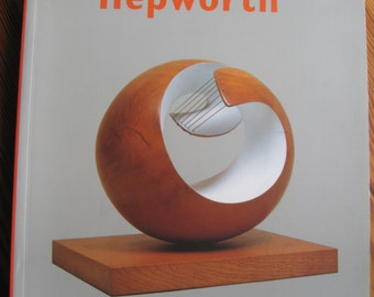 Barbara Hepworth: A Retrospective authored by Watkinson and Curtis Tate Gallery 1994