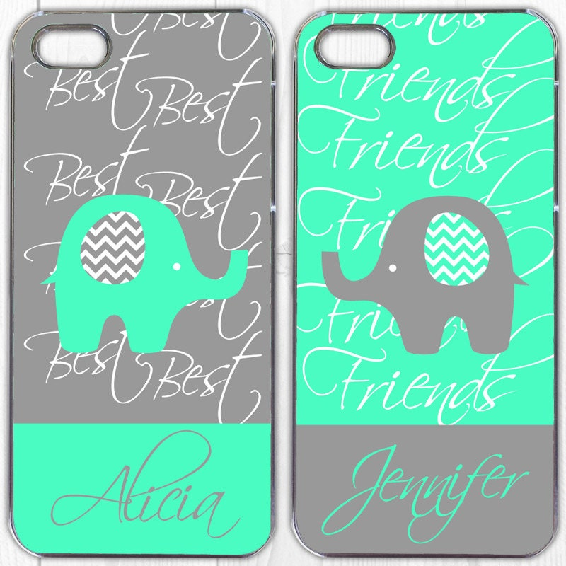 Best Friend Case iPhone 4/4s iPhone 5/5s by AttitudeGraphics