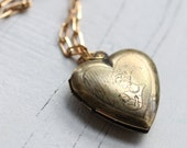 Mama Bebe Locket .. Engraved Heart Pendant Mom Necklace Mothers Day Baby New Mom