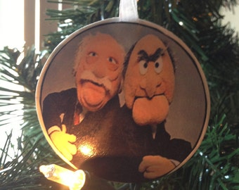 Muppets Statler & Waldorf Ornament