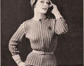 Woman's Day 1950 Crochet: In Wool (Rare) PDF
