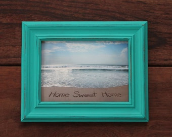 Home Sweet Home Sand Writing