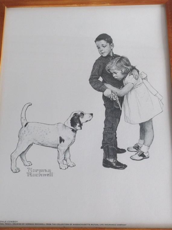 Norman Rockwell Original Pencil Drawings Norman Rockwell Original