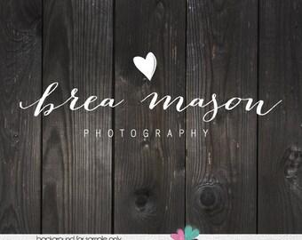 photography logos and watermarks premade logos photographer logos heart logo shop logo blog logo blogger logo jewelry logo premade logos