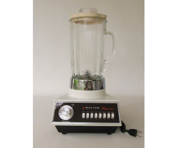 Waring Blender Vintage Futura 900 Small Kitchen By