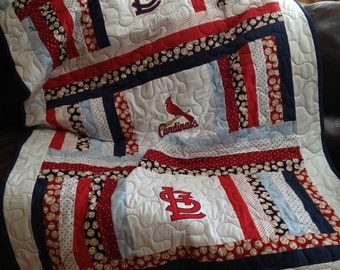 St. Louis Cardinals throw or blanket