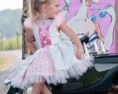 Girl's Barbie Costume, Princess Costume, Child's Halloween, Pink