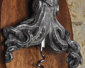 Kraken Corkscrew