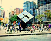The Cube - St marks Place NYC