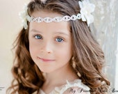 Flower Girl Tiara Bridal Hair Accessories