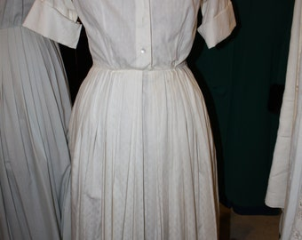 1950's Vintage Neiman Marcus Day Dress  Item #174-DD