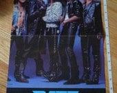 RATT Vintage Magazine Centerfold (80's Hard Rock / Hair Metal)