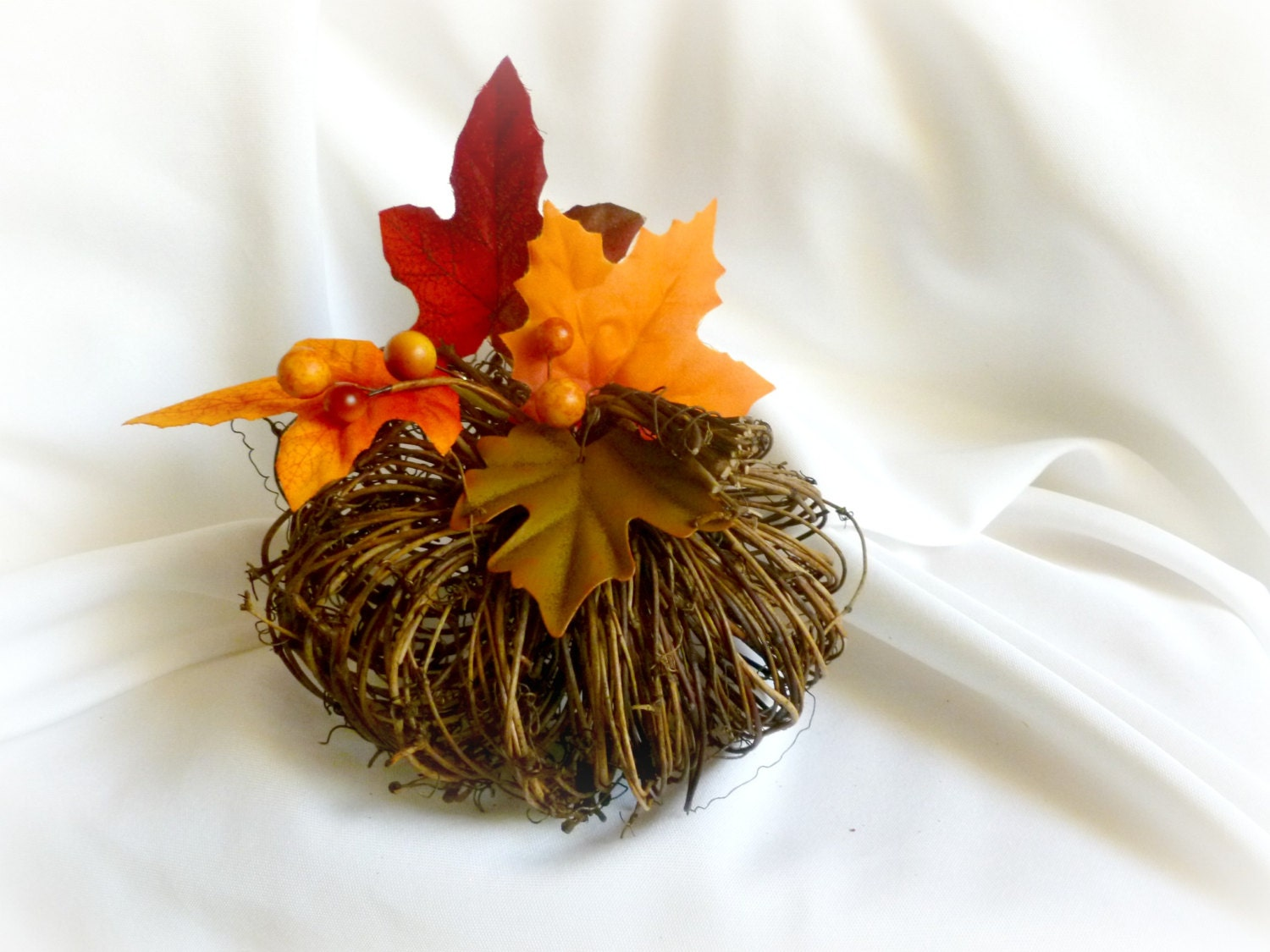Decorating Ideas > Thanksgiving Decor Pumpkin Centerpiece Rustic By  ~ 070224_Thanksgiving Decorations On Etsy