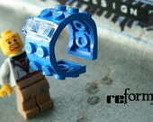 Double Wide Ring made out of LEGO(R)