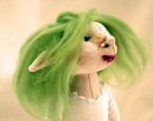 OOAK Cloth Art Doll Aggie