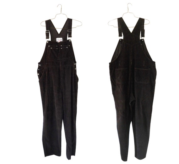 Plus Size Overall Corduroy Overall Women Bib Overall Dungaree Salopette Brown Corduroy Pants Brown Overalls Over Alls Overall Jumpsuit Pants