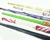 6 Magic Fairy Wands for Witches and Wizards, Halloween Party Favors Harry Potter Party Wands Fairy Wands