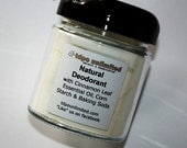 SALE Natural Deodorant powder with Cinnamon Leaf essential oil