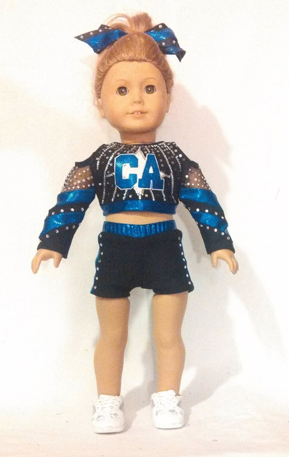 Cheer Shoes For American Girl Doll