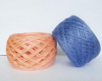 3ply  linen yarn linen thread  linen natural yarn