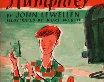 Tee Vee Humphrey by John Lewellen, illustrated by Kurt Werth