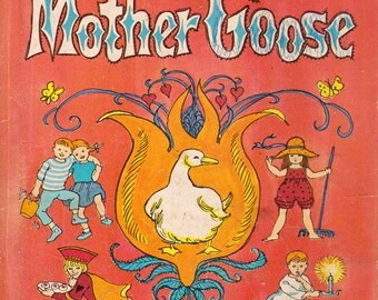 Mother Goose illustrated by Erica Merkling