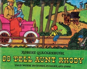 Go Tell Aunt Rhody by Robert Quackenbush