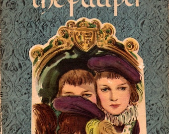 The Prince and the Pauper by Mark Twain, illustrated by Howard Simon